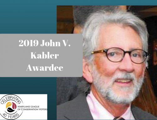 ¡Una gran noticia! ¡Se anuncia nuestro galardonado John V. Kabler 2019!