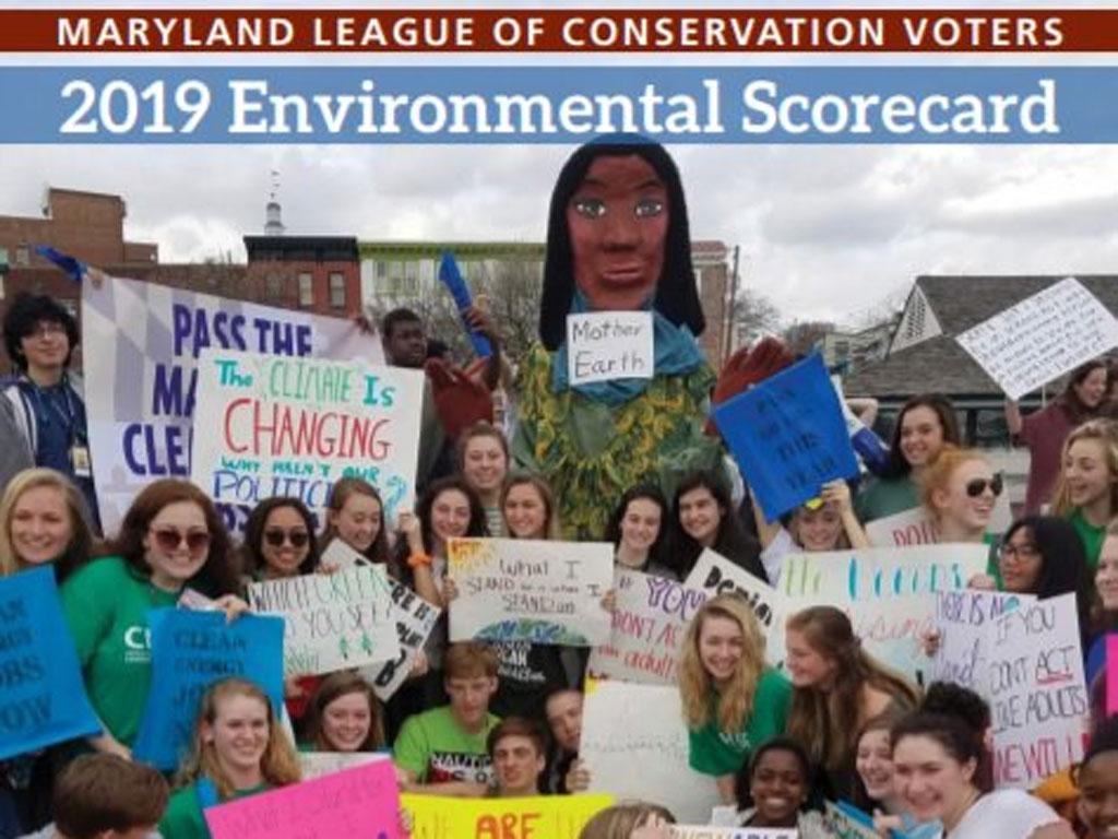 2019 Environmental Scorecard cover