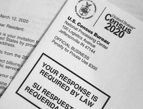 ¡Comprométete a ser contado en el Censo 2020!